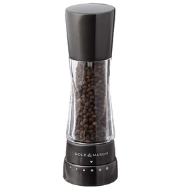Cole & Mason Derwent Pepper Mill, Gunmetal