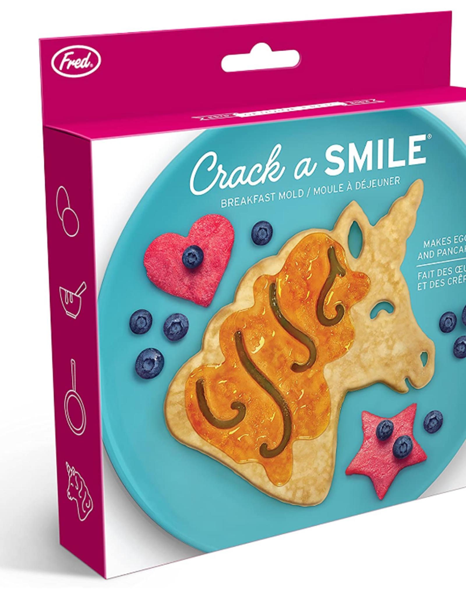 Fred & Friends Crack a Smile, Unicorn