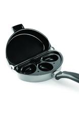 Nordicware Egg Poacher/Folding Omelet Pan