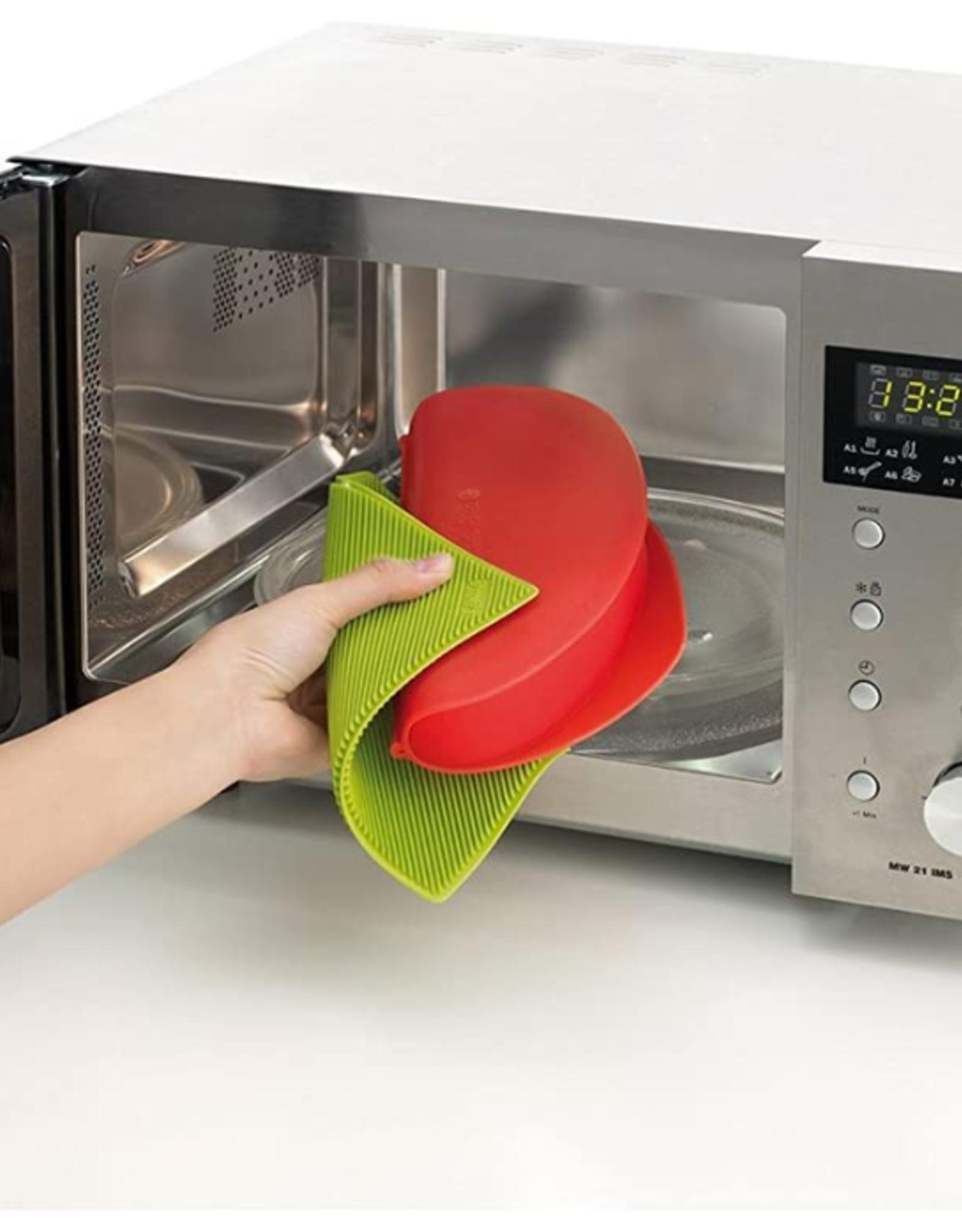 Lekue Omelet Cooker Red