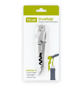 True Fabrications Double-Hinged Corkscrew, SS