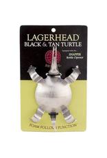 Harold Import Company Inc. Black and Tan Turtle