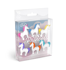 Fred & Friends Wine Markers, Tiny Prancers, Unicorn