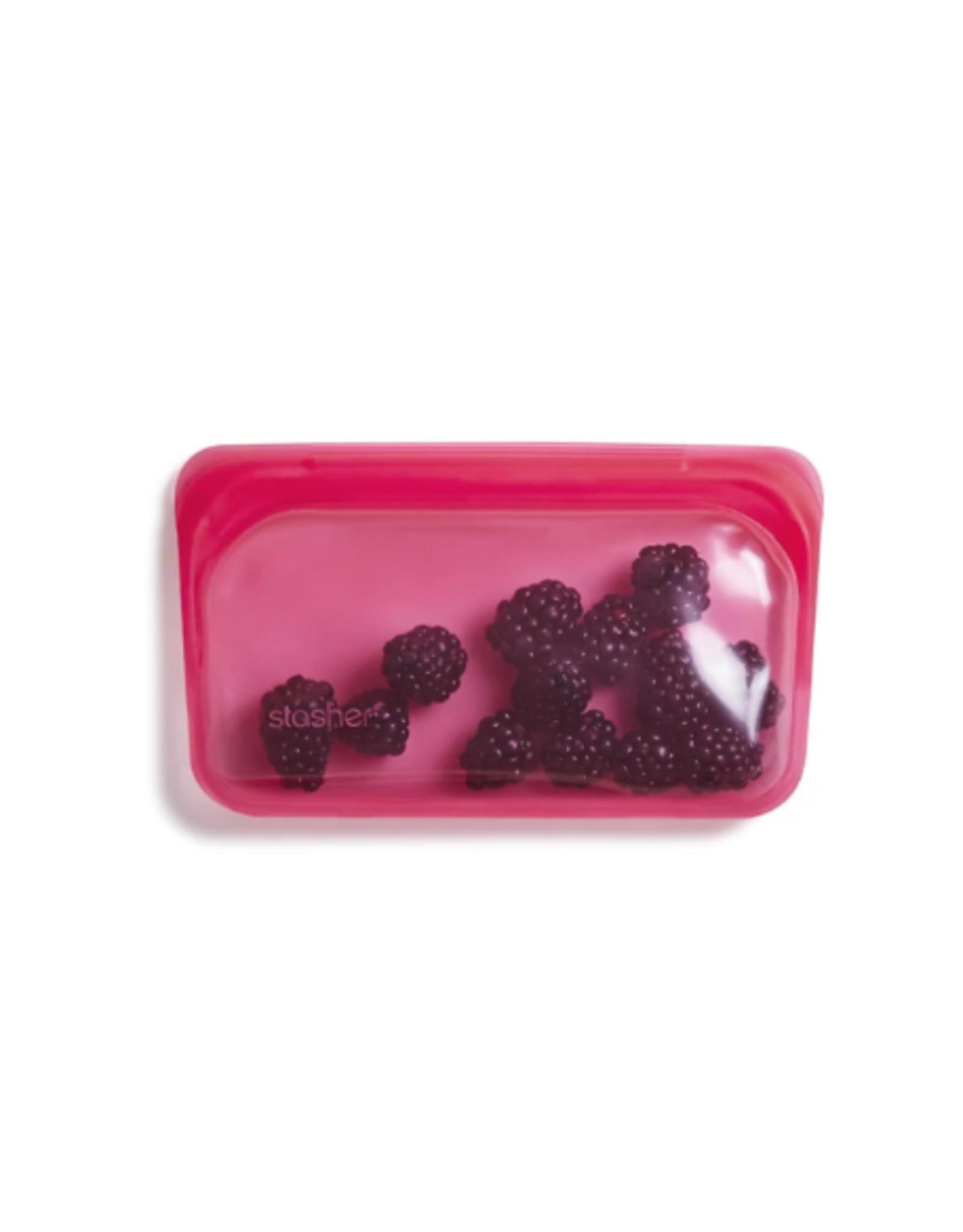 Stasher Stasher Snack, Raspberry