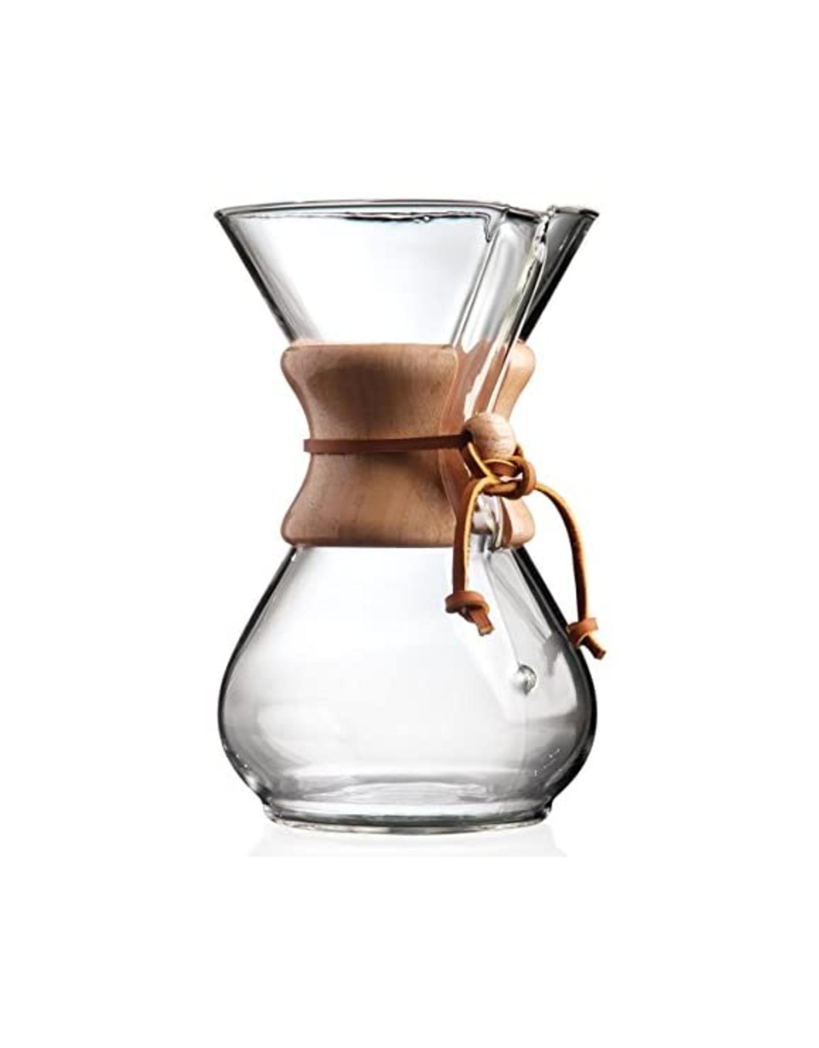 Chemex Chemex Glass Coffee Maker 6c. 30oz