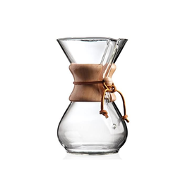 Chemex Chemex Glass Coffee Maker 6c. 30oz