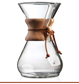 Chemex Chemex Glass Coffee Maker 8c. 40oz
