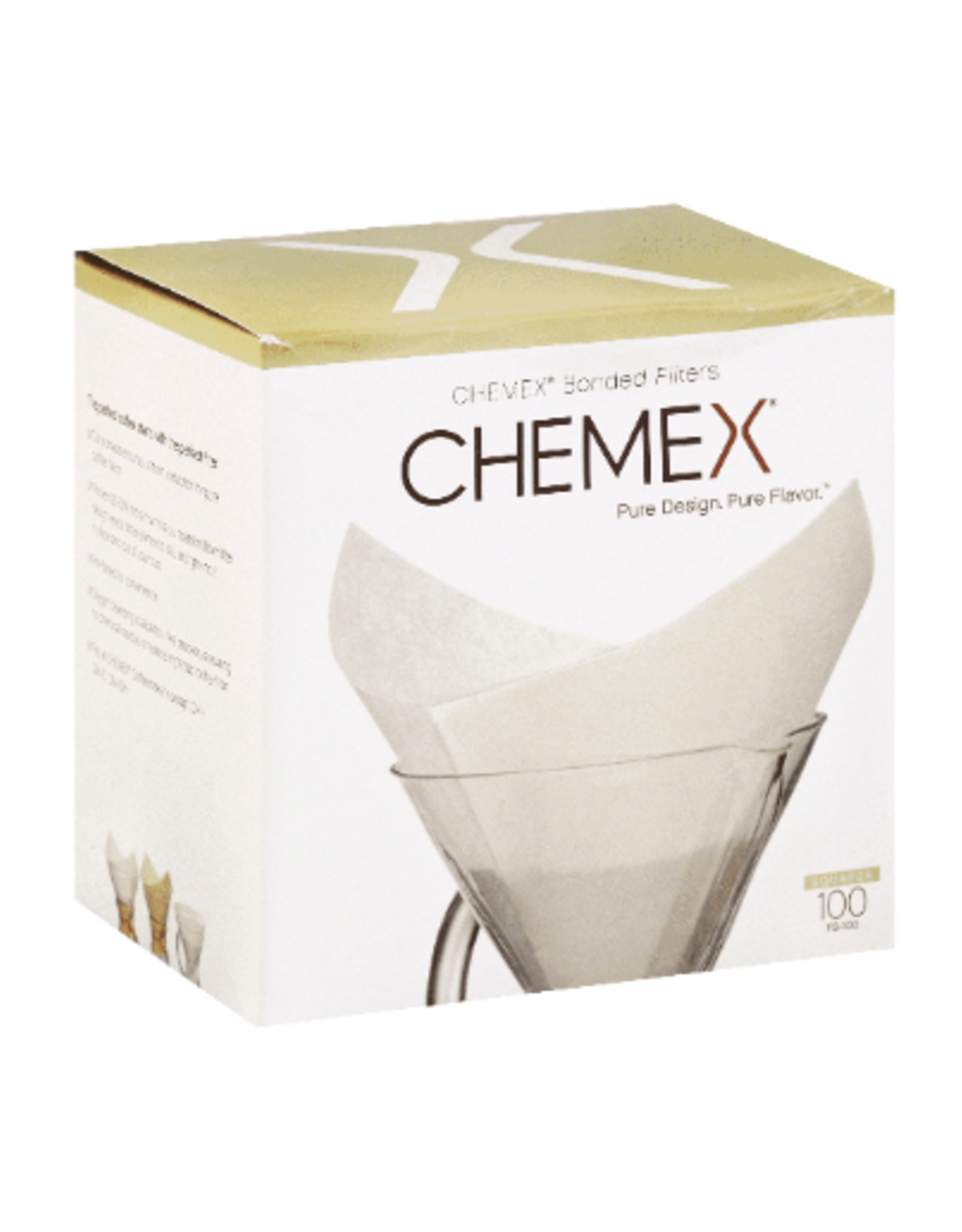 Chemex Chemex Prefolded Filter Squares