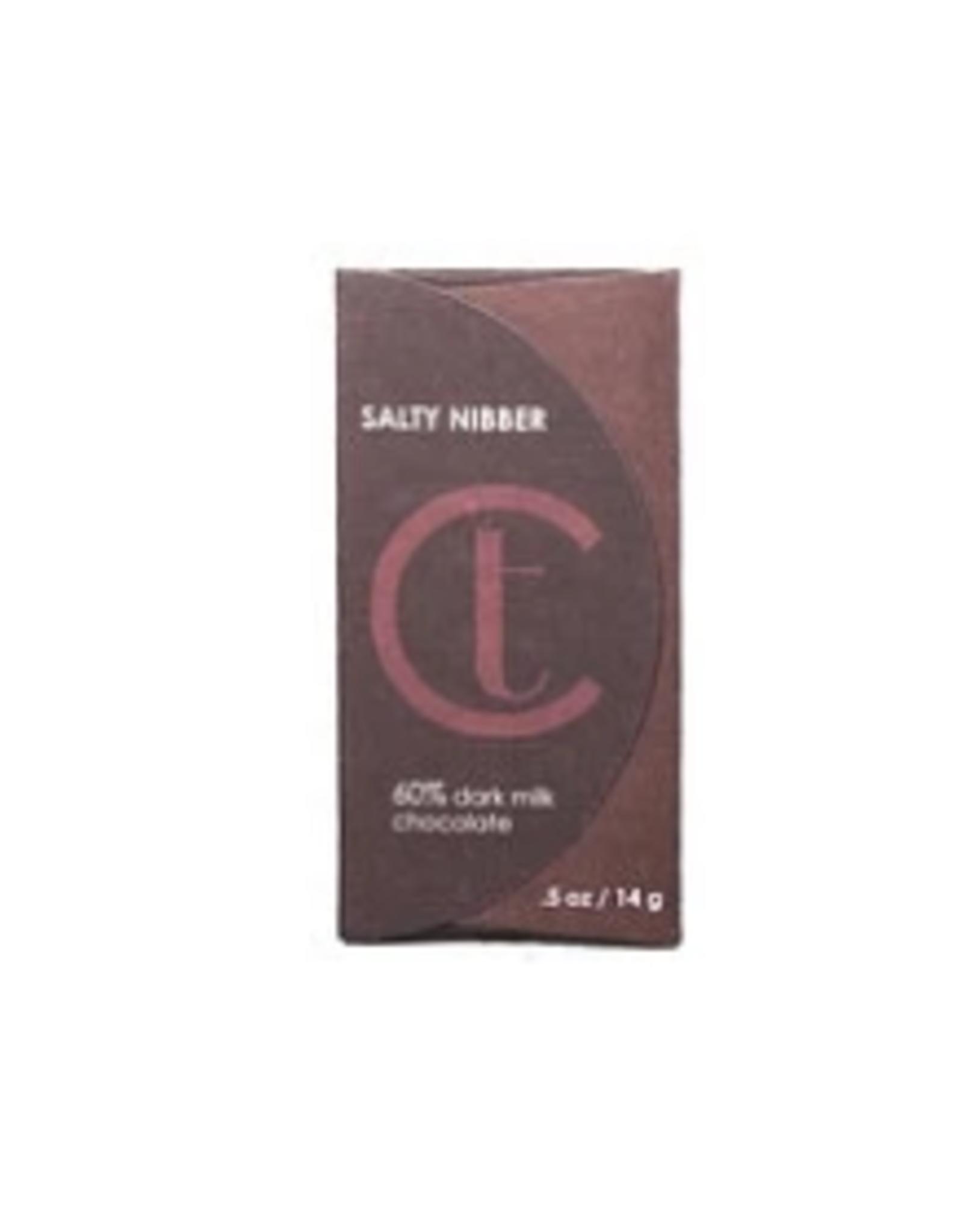 Terroir Chocolate Salty Nibber Chocolate Mini