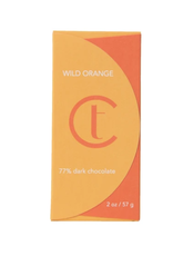 Terroir Chocolate Dark Chocolate 77% Wild Orange