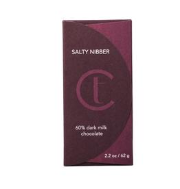 Terroir Chocolate Dark Milk Chocolate 60% Salty Nibber