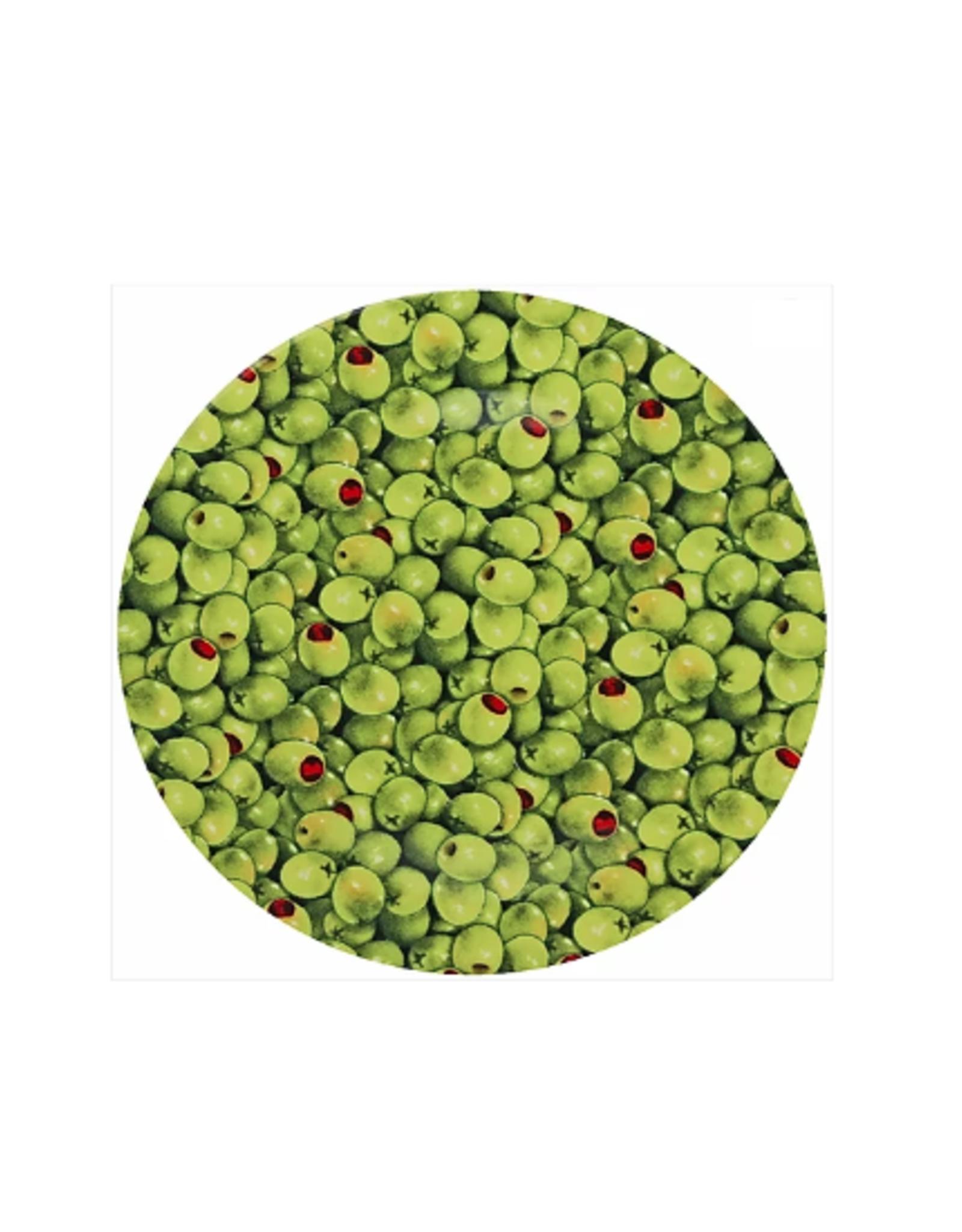 Andrea's Silicone Trivets Jar Opener, Olives