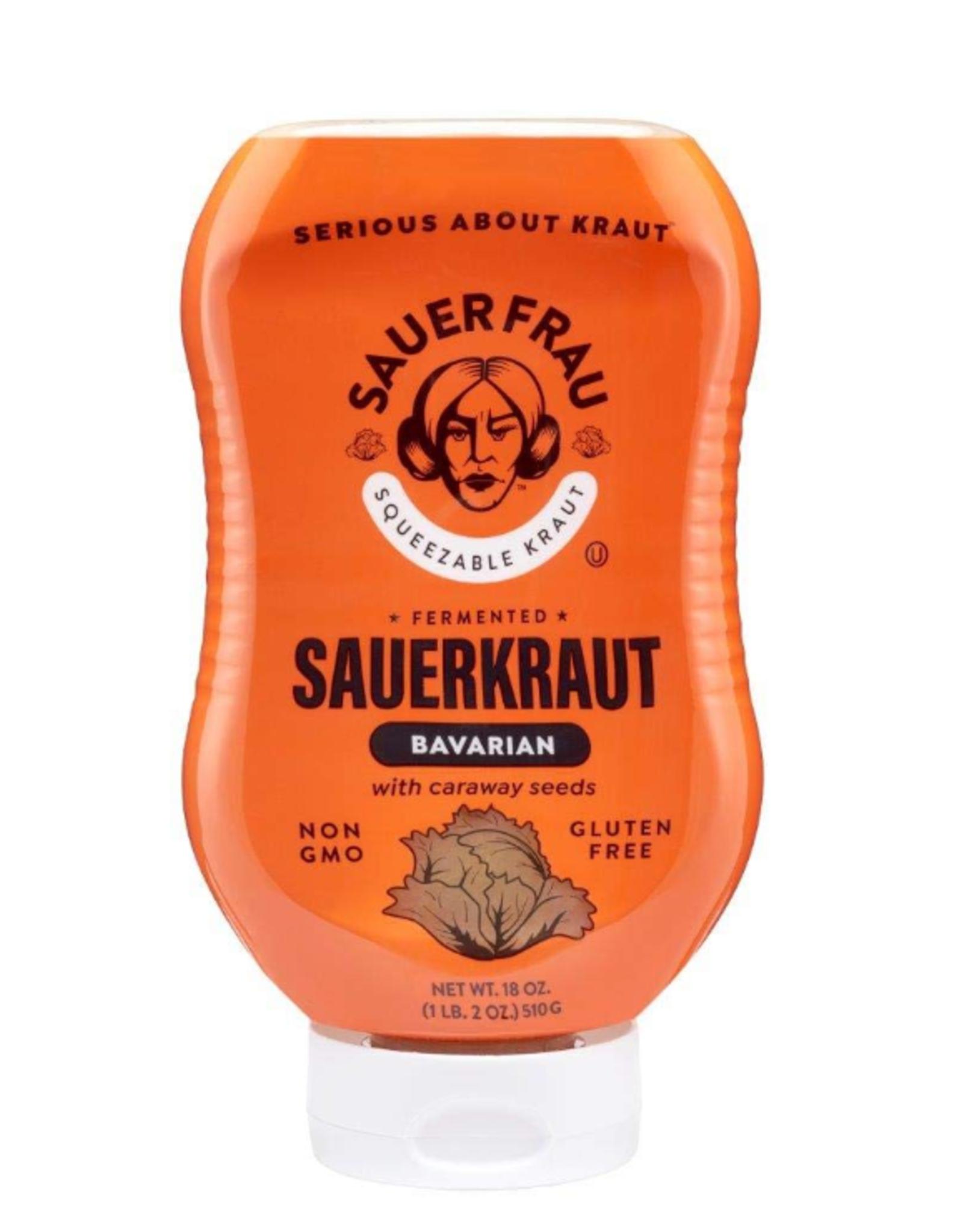 Sauer Frau Sweet Bavarian Saur Frau