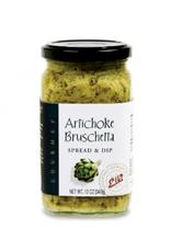 Elki Elki Artichoke Bruschetta