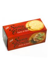 Elki Elki Garlic & Herb Crackers 2.2 oz