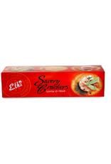 Elki Elki Savory Garlic & Herb Cracker