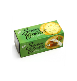 Elki Elki Spring Onion Crackers 2.2 oz