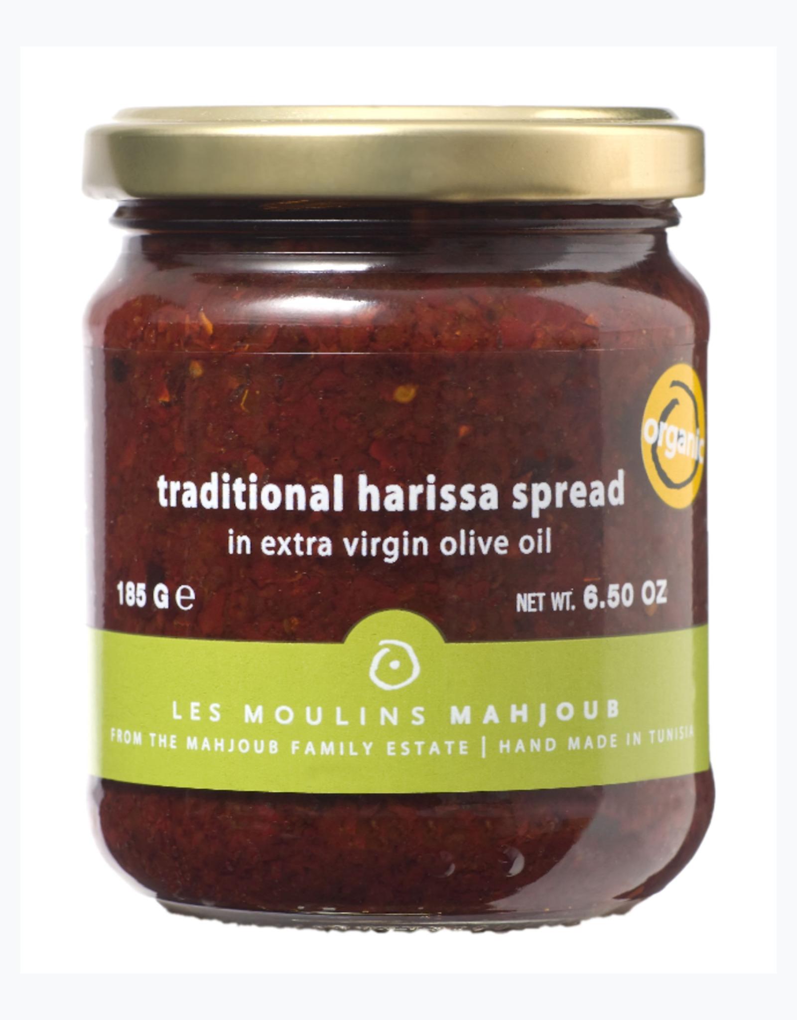 Great Ciao Harissa, Chaabani, Baklouti & Zina Peppers, Moulins Mahjoub, Tunisia, 185g
