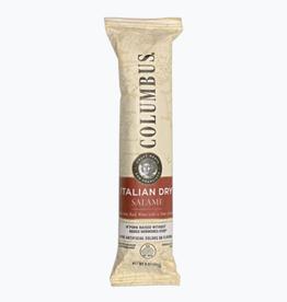 Great Ciao Italian Dry Salame, Fine, Columbus, 8oz