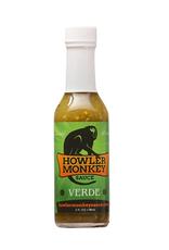 Hot Shots Distributing Howler Monkey Verde Hot Sauce