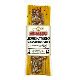 LVB Imports Tiberino, Linguine Puttanesca Olive and Capers