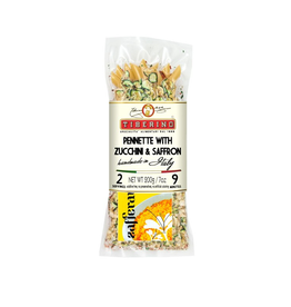 LVB Imports Tiberino, Penne Zucchine and Saffron