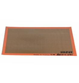 Sasa Demarle Silpat Baking Liner, US Half Size, 11.6x16.5