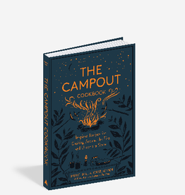 Workman Publishing The Campout Cookbook