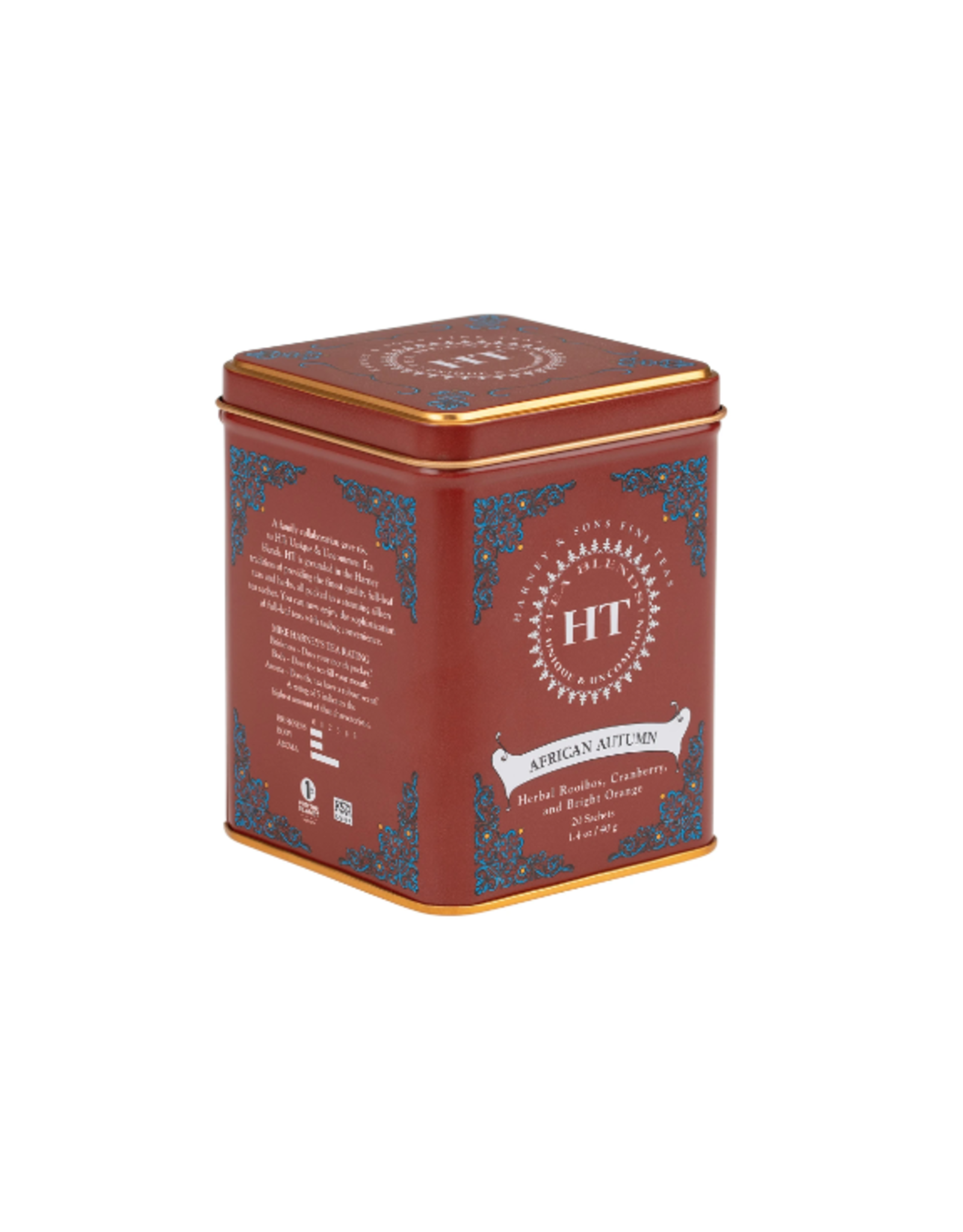 Harney & Sons African Autumn Tea, Tin