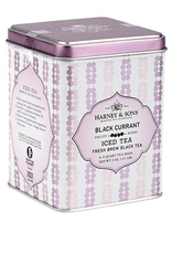 Harney & Sons Black Currant Iced Tea, Tin