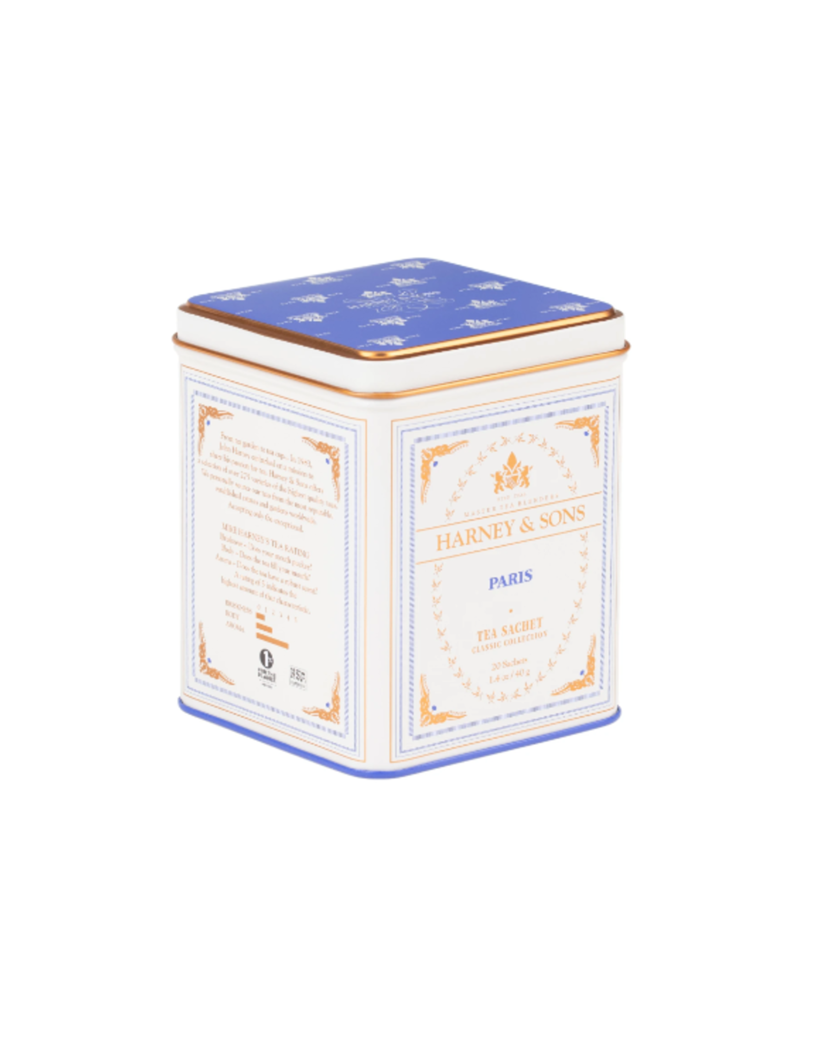 Harney & Sons Paris Black Tea, Tin