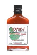Hot Shots Distributing Lottie's Original Barbados Red Hot Pepper Sauce