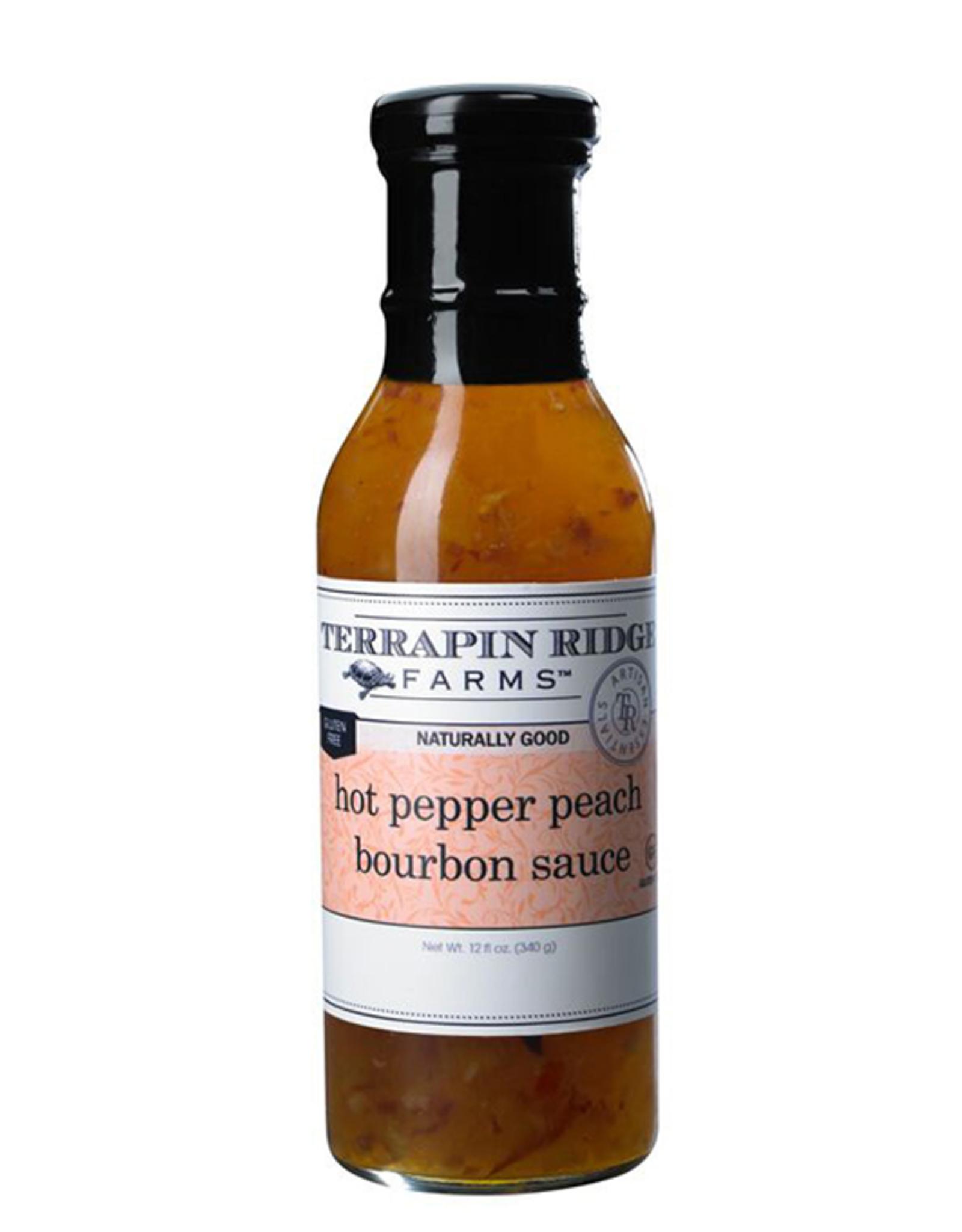 Terrapin Ridge Hot Pepper Peach Bourbon Sauce