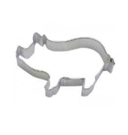 R&M International Cookie Cutter, Pig 3.75""