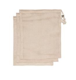 Now Designs Produce Bag Set/3, Le Marche Natural