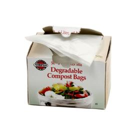 Norpro Degradable Compost Bags 50ct