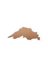 Epicurean Lake Superior Cutting Board