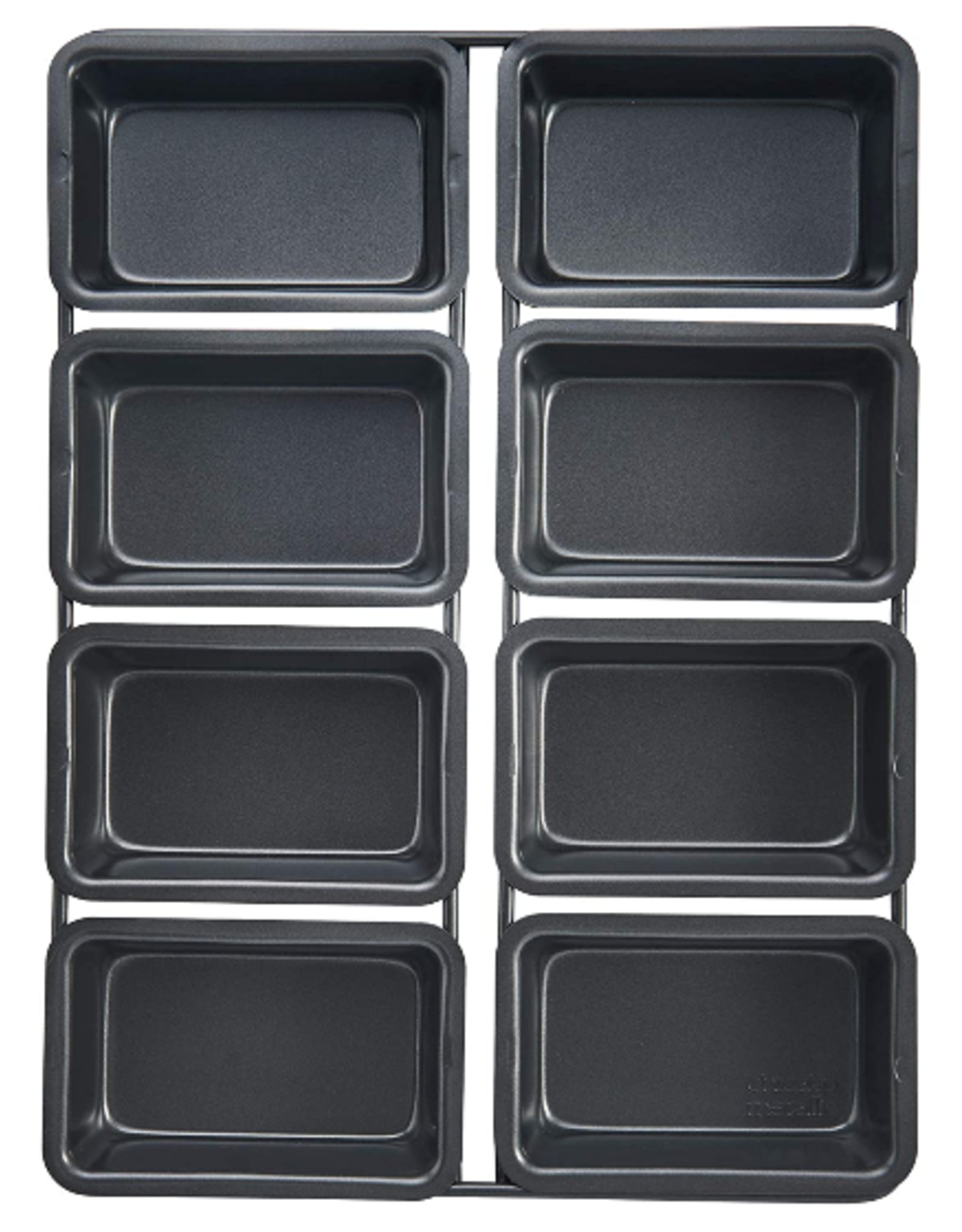 Chicago Metallic ChicMet Linked Mini Loaf Pan