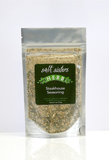 Salt Sisters Steakhouse Seasoning, Fine