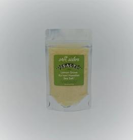 Salt Sisters Hawaiian Lemon Sea Salt, Fine