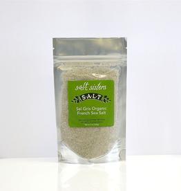 Salt Sisters Sel Gris Organic French Sea Salt, Coarse
