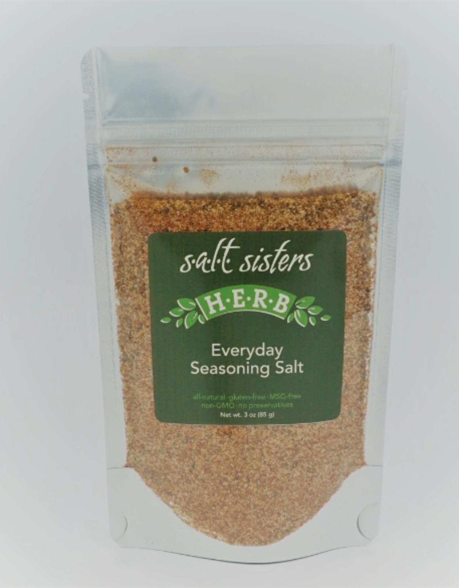 Salt Sisters Everyday Seasoning Salt
