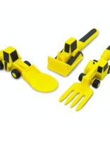 Constructive Eating Construction Utensils, Set/3