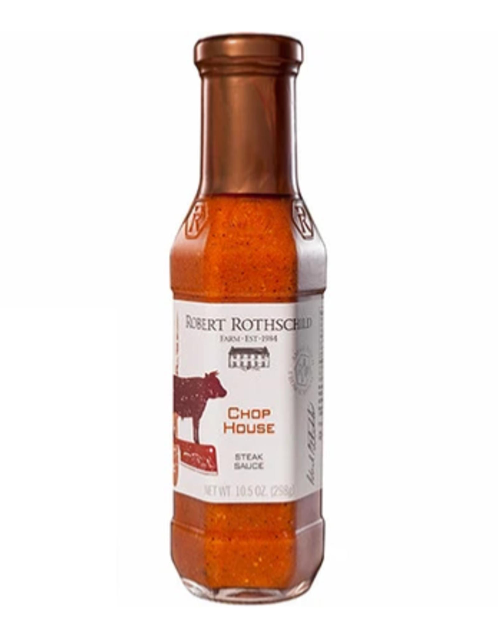 Robert Rothschild Chop House Steak Gourmet Sauce, 10.5oz