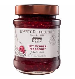 Robert Rothschild Hot Pepper Raspberry Preserves, 12.7oz