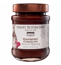 Robert Rothschild Raspberry Chocolate Dessert Topping