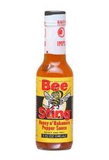 Hot Shots Distributing Bee Sting Honey n' Habanero Hot Sauce, 5 oz.