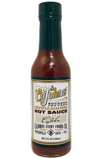 Hot Shots Distributing CaJohn's Bourbon Infused Hot Sauce