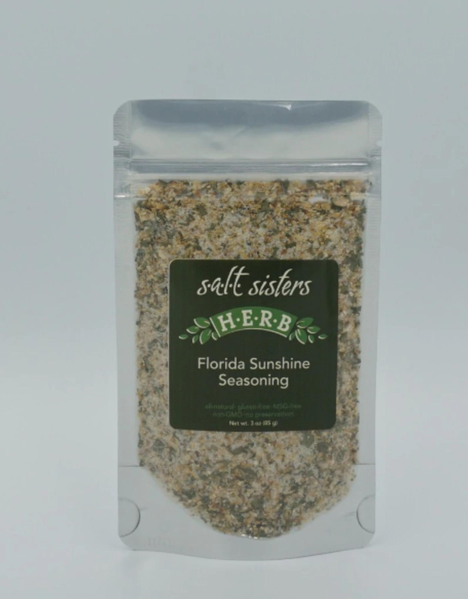 Salt Sisters Florida Sunshine Seasoning