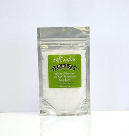 Salt Sisters Hawaiian Shimmer Sea Salt, Coarse